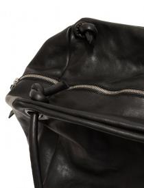 Trippen bag Alea in black calf leather backpack handbag price