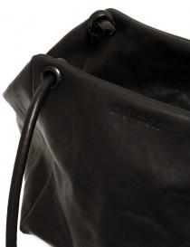 Trippen bag Alea in black calf leather backpack handbag bags buy online