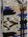 Coohem Maxi cardigan grigio con stampa geometrica 204-003 GREY acquista online