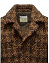 Coohem Brown tweed down blazer 204-020 BROWN price