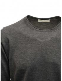 Goes Botanical maglia girocollo grigio acciaio prezzo