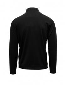 Goes Botanical black long-sleeve polo shirt buy online