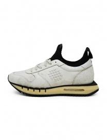 BePositive Cyber Plus white sneakers