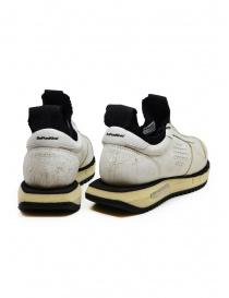 BePositive Cyber Plus white sneakers price