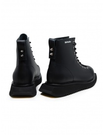 BePositive Kawa Punk black ankle boots price