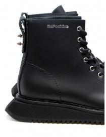 BePositive stivaletti Punk Kawa neri calzature donna acquista online