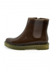 Melissa Storm brown rain boot