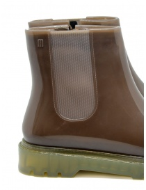 Melissa Storm brown rain boot womens shoes buy online