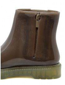 Melissa Storm brown rain boot womens shoes price