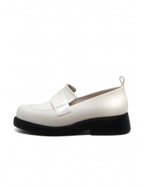 Melissa Flash beige rubber loafers