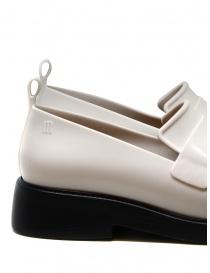 Melissa Flash mocassini beige in gomma calzature donna acquista online