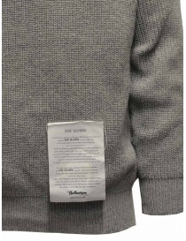 Ballantyne Raw Diamond grey turtleneck sweater