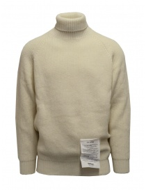 Ballantyne Raw Diamond white turtleneck online