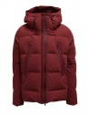 Allterrain Mountaineer Mizusawa maroon red down jacket buy online DAMQGK30U RDMR