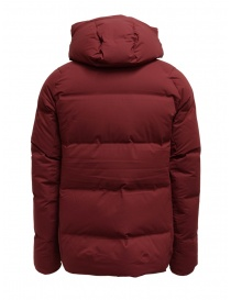 Allterrain Mountaineer Mizusawa maroon red down jacket