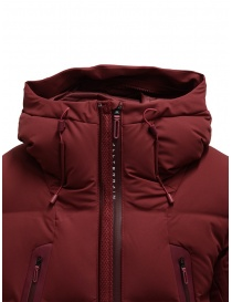 Allterrain Mountaineer Mizusawa maroon red down jacket price