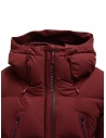 Allterrain Mountaineer Mizusawa maroon red down jacket DAMQGK30U RDMR price