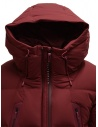 Allterrain Mountaineer Mizusawa maroon red down jacket DAMQGK30U RDMR buy online