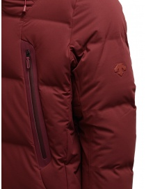 Allterrain Mountaineer Mizusawa maroon red down jacket mens jackets price