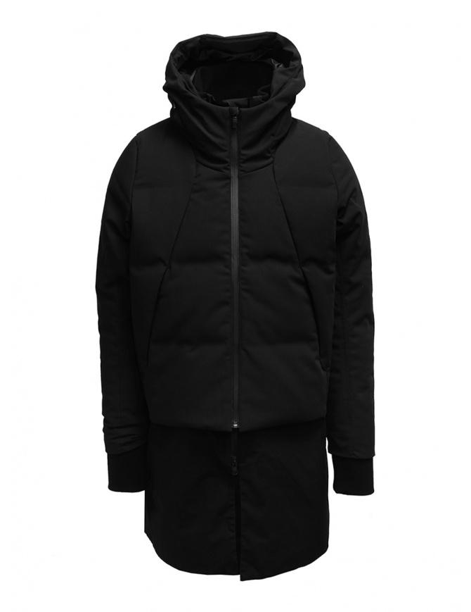 Allterrain Mizusawa Stratum 2 in 1 down jacket black DAMQGK34U BK mens jackets online shopping