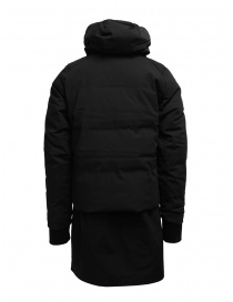 Allterrain Mizusawa Stratum 2 in 1 down jacket black price