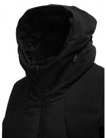 Allterrain Mizusawa Stratum 2 in 1 down jacket black mens jackets buy online
