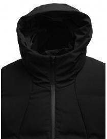 Allterrain Mizusawa Stratum 2 in 1 down jacket black mens jackets price