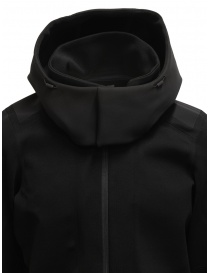 Descente Fusionknit Canvas long coat in recycled fabric mens coats price