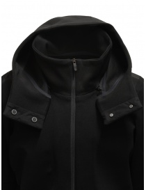 Descente Fusionknit Canvas cappotto lungo in tessuto riciclato acquista online prezzo