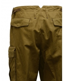 Cellar Door biscuit-colored cargo pants