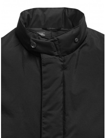 Descente Pause black down jacket with mandarin collar price