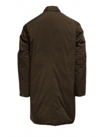 Descente Pause brown stand collar down coat price
