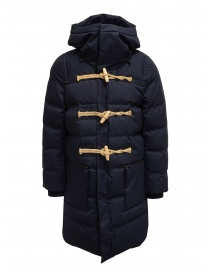 Allterrain X Gloverall Monty-MD blue padded duffle coat online