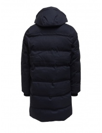 Allterrain X Gloverall Monty-MD blue padded duffle coat price