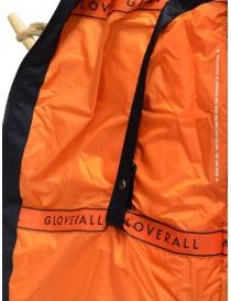 Allterrain X Gloverall Monty-MD montgomery imbottito blu acquista online prezzo
