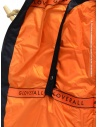 Allterrain X Gloverall Monty-MD blue padded duffle coat price DX-G0186U NVGR shop online
