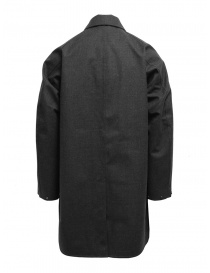 Descente Pause grey wool blend jacket price