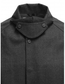 Descente Pause grey wool blend jacket mens coats buy online