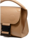 Zucca mini borsa a pois in eco pelle beige ZU09AG120-03 BEIGE prezzo