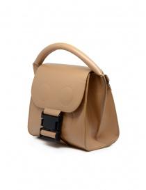 Zucca mini borsa a pois in eco pelle beige borse acquista online