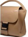 Zucca borsa a pois in ecopelle beige ZU09AG121-03 BEIGE acquista online