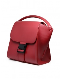 Zucca bag in matte red eco-leather price