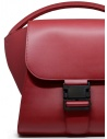 Zucca bag in matte red eco-leather ZU09AG131-21 RED buy online