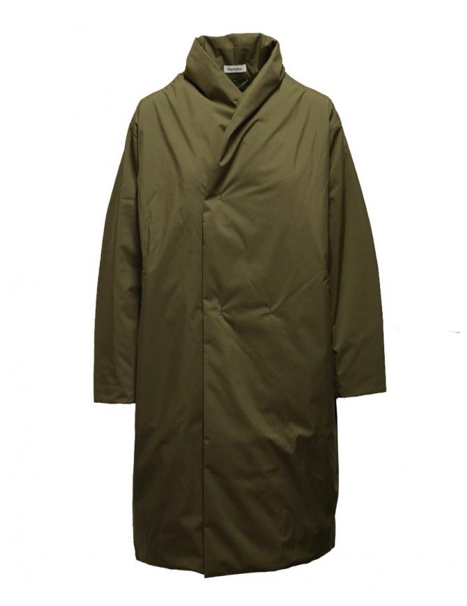 Plantation + Descente cappotto imbottito verde khaki PL09FA001-09 KHAKI giubbini donna online shopping