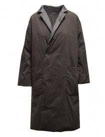 Plantation cappotto imbottito reversibile grigio PL09FA236-25 GRAY order online