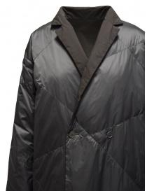 Plantation grey reversible padded coat womens jackets buy online