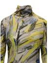 Plantation yellow colored print cotton turtleneck sweatshirt PL09JJ167-06 YELLOW price