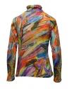 Plantation maglia dolcevita in cotone fantasia multicoloreshop online maglieria donna