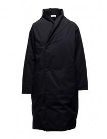 Plantation + Descente cappotto imbottito blu navy PL09FA001-13 NAVY order online