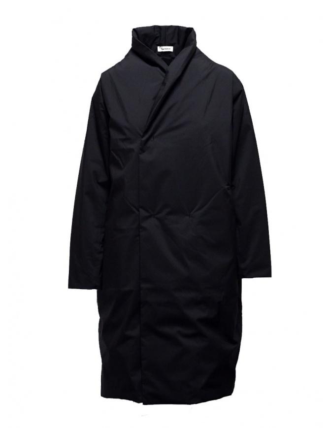 Plantation + Descente cappotto imbottito blu navy PL09FA001-13 NAVY giubbini donna online shopping
